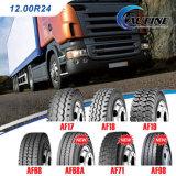 Hochleistungs-LKW-Reifen (12.00R24) mit ECE-PUNKT