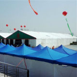 500 People를 위한 15X20m Marquee Gazebo Wedding Tent