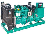 Power 50Hz 120kw/150kVA Yuchai Engine Diesel Generatorを結合しなさい