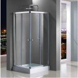 Portello di vetro dell'acquazzone quadrato (HR-149)