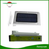 Solar Powered Panel 25 LED Street Light Solar Motion Sensor de corpo Sensor Outdoor Garden Path Spot Light Luminária de parede Luminaria