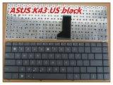 Pezzi di ricambio di vendita caldi del computer portatile per il Br di Asus K43 della tastiera