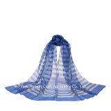Sciarpa di seta pura di nuovo disegno 2016 per lo scialle dell'involucro delle donne