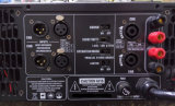 Two Channel Professional Power Amplifier
