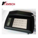 Weerbestendig maak de Telefoon knsp-18LCD van VoIP van de Telefoon van Kntech ruw