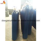 Bombola per gas O2 con colore blu