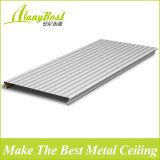 Techo de aluminio de alta calidad decorativa Lineal
