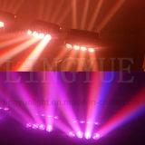 8X10W RGBW 이동하는 맨 위 광속 LED 거미 디스코 빛