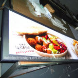 Snap di alluminio Frame per il LED Sign
