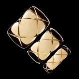 متعدّد معدن حلقة مجموعة مع [18ك] نوع ذهب