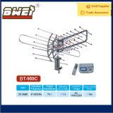 DVB-T Antenne im Freienvhf-UHFfernsehapparat-Antenne