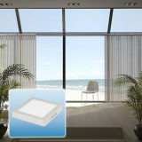 Instrumententafel-Leuchte des LED-Light/24W rechteckige kühle weiße Aluminium-LED