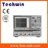 Analizador de red grande del vector del RF del rango dinámico de Techwin