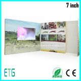 7inch LCD Screen Greeting Video Cards