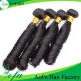 Sprung-Rotation-Qualitäts-Menschenhaar-brasilianisches Haar-Jungfrau-Haar