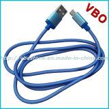 상한 금속 이동 전화 (CS-080)를 위한 편평한 마이크로 컴퓨터 USB 케이블