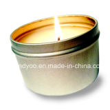 Персонализированная Scented свечка воска сои в олове