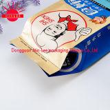 Fastfood- Beutel mit Laser-Kerbe-Riss-Zeile/Verpackungs-Beutel mit Reißverschluss (ML-E04)