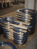 材料A182 F304の熱い造られたステンレス鋼のフランジ