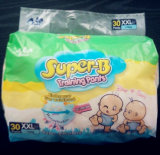 Alto Absorbent Baby Pants Disposable Baby Diaper Manufacturer in Cina