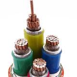 câble minéral ignifuge souterrain du synthétique 95mm2 flexible