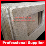 Parte superiore-Yellow Rust Stone G682 di Countertop Worktop Bench del granito per Kitchen