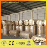 Überzogene Fertigkeit-Papier-thermische Isolierungs-Material-Aluminiumfolie