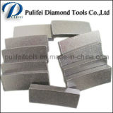 O diamante de estaca de pedra macio utiliza ferramentas o segmento da estaca do Sandstone das peças
