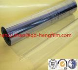 Película rígida antiestática del PVC para el rectángulo plegable