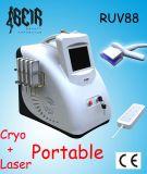 Última portátil Producto Cryo Lipolaser patente de la máquina