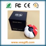10000mAh Smartek Pokemon는 Pokeball Powerbank 간다
