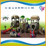 Campo da giuoco esterno di tema poco costoso della foresta di alta qualità per i bambini (A-7702)