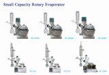El evaporador rotatorio electrónico de baja capacidad Re2000A del laboratorio de la biobase