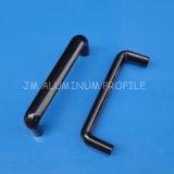 Scanalatura di plastica della maniglia di portello T
