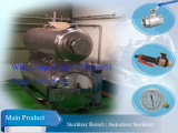 500LフルオートマチックPLC制御滅菌装置のレトルト