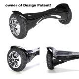 Scooter électrique d'équilibre sec de deux roues usine Hoverboard de scooter d'équilibre d'individu de 8 pouces