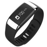 Reloj elegante del monitor del ritmo cardíaco de la aptitud del deporte de Bluetooth