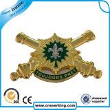 Fabbrica Price New Style Souvenir Police Badge per Gold