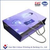 Impresión de papel barata de la bolsa, impresión de la bolsa de papel
