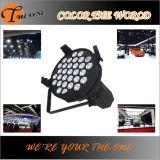 Iluminación fresca del acontecimiento de la exposición del Car Show del blanco LED
