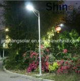 Luz de rua solar Integrated do diodo emissor de luz da alta qualidade 2016 com preço do competidor (JINSHANG SOLARES)
