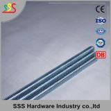 DIN975 Китай сделало гальванизированной продетой нитку штангой горячее сбывание