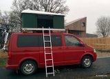Im Freien kampierendes Fiberglas-Auto-Dach-Oberseite-Zelt für SUV Autos
