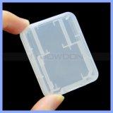 TF 카드 SD 카드를 위한 1개의 플라스틱 메모리 카드 상자에 대하여 도매가 2