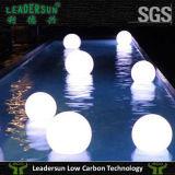 PE van de Verlichting van de staaf het Lichte Meubilair van Plastic LEIDENE Gardern van de Bal (ldx-B11)