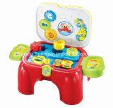 Het Vastgestelde Stuk speelgoed van het Spel van de kruk voor de Muzikale Reeks van de Liefde van de Baby