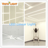 Luz linear montada en la pared del LED con el conductor 5000k 25W 3100lm de Dmming