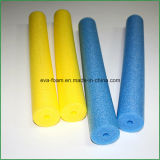 Aangepaste Hoogte - Buis van het Schuim van de Materialen van het Schuim van de dichtheid EPE de Beschermende Ronde