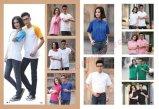 2016新しいカスタマイズされた綿の悪感情の網のWorkwear作業均一布のつなぎ服のTシャツのポロシャツ