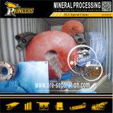 金鉱山の分離の機械装置の重力の鉱石の螺線形のコンセントレイタ機械